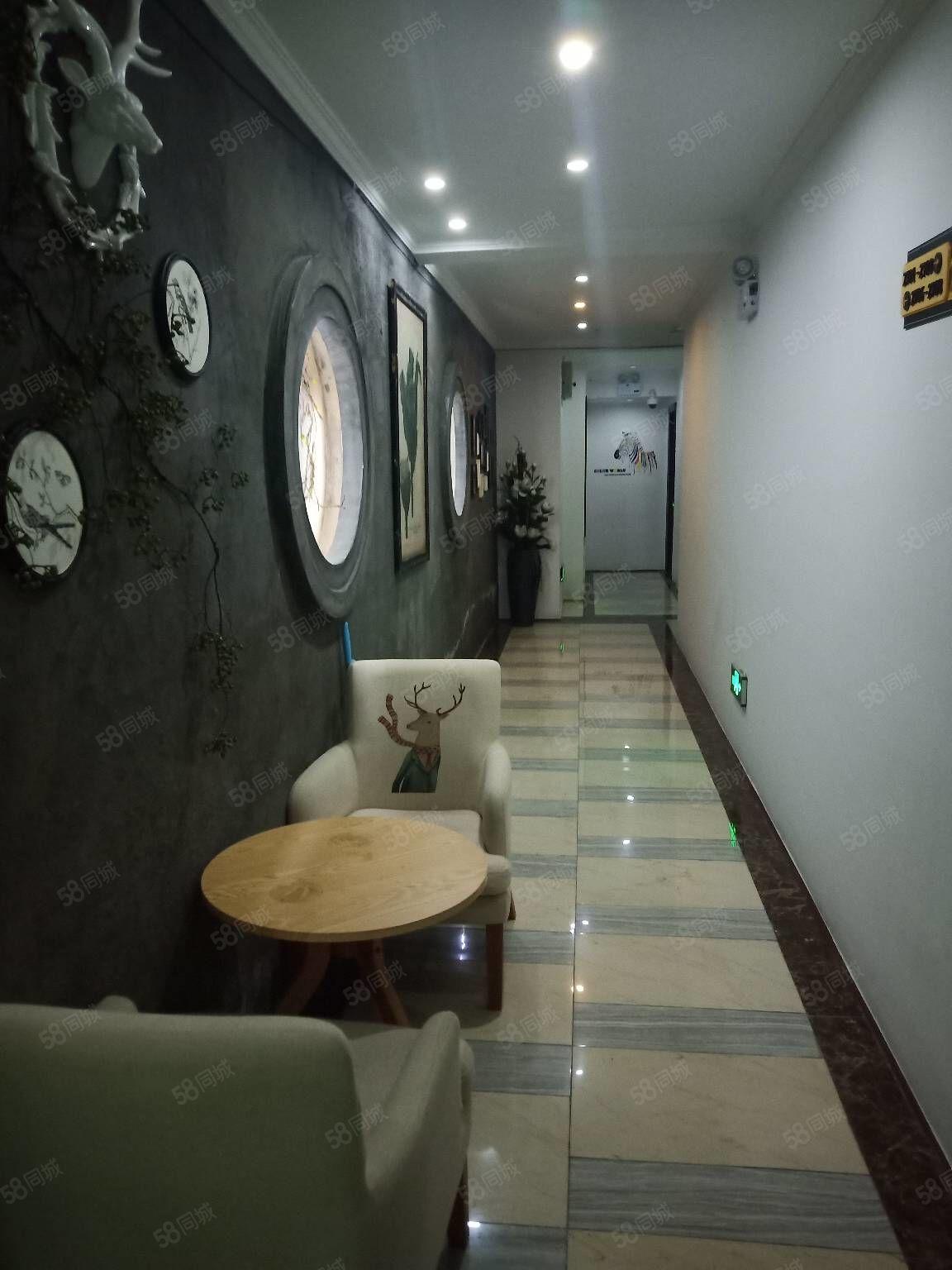 金铜国际,单身公寓,精装修,家电齐全,拎包入住,