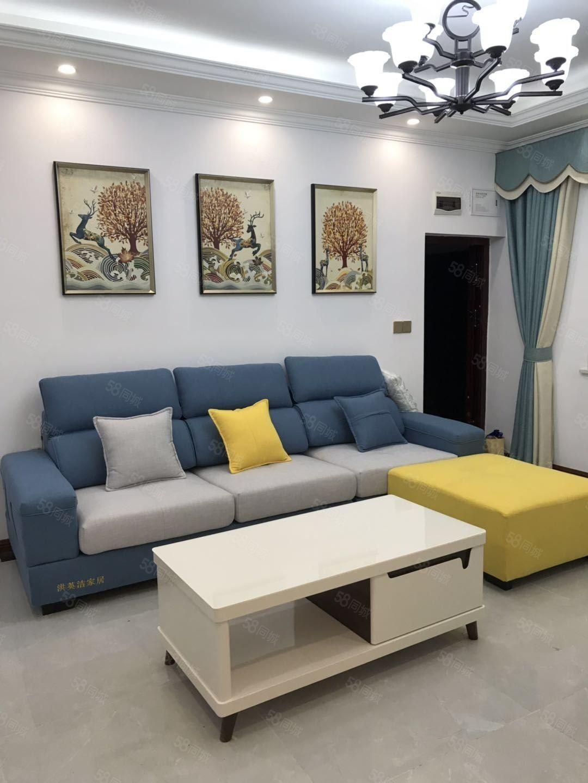 龙马潭红星村精装3房降价10万送全部东西一楼有花园