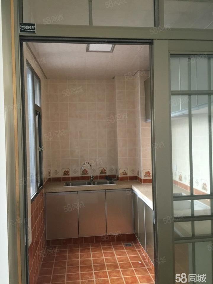 蓝波湾小区电梯房,适合办公的空房子,带2台空调靠马路边上!