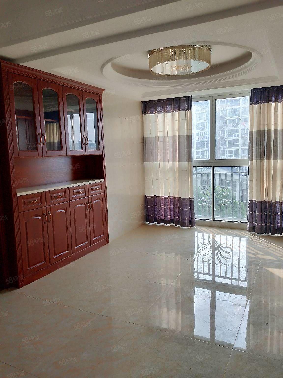 阳光绿城电梯大三房婚房装修房东市区换房急售!看中价格可