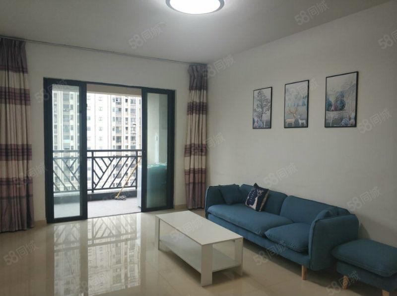 市中心万达华城投资居家所选电梯高层租金高达2500每