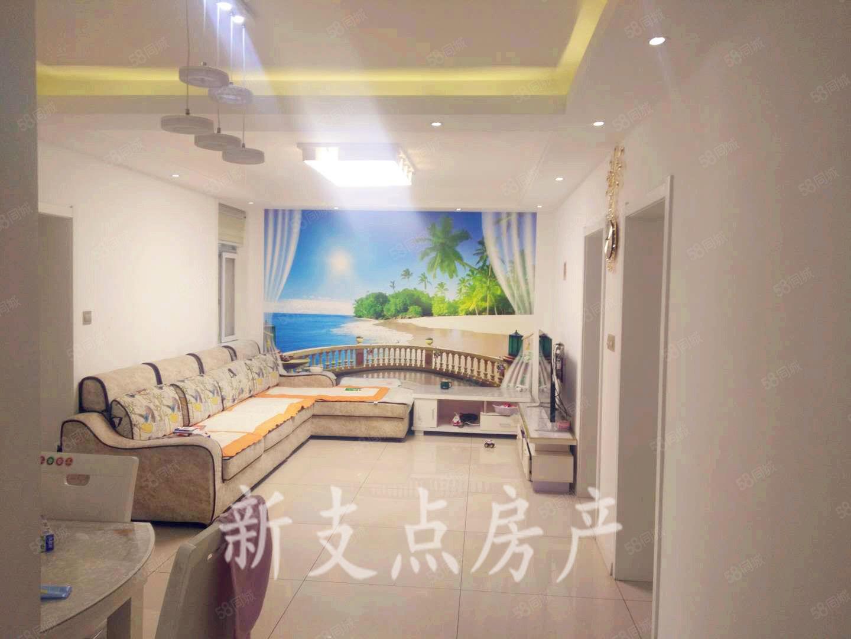 北京小区低层97平三室新精装证齐69万可贷款