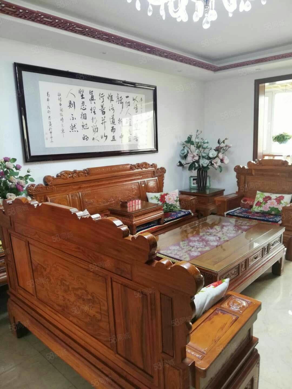 瑾瑜園高層樓房精裝修帶高檔家具采光充足全款出售