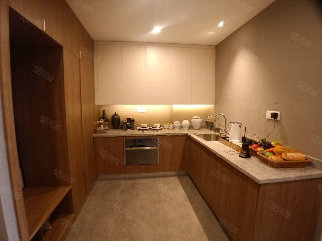 豪雅青城温泉酒店为一体的度假小屋可自住可做民宿有大平台