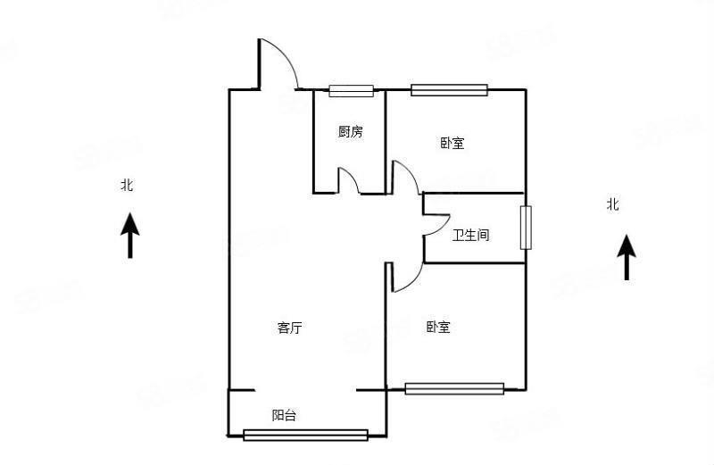 汇龙尚善文苑号楼2室2厅捆绑根据售楼处毛坯房首付30年底上房