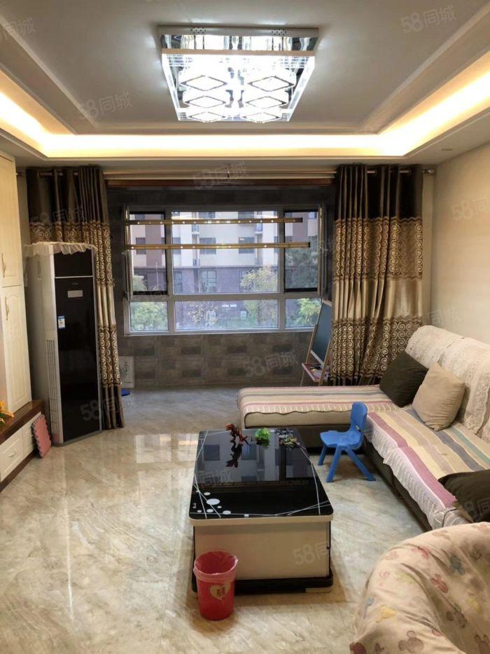 八十一号院紧邻燕赵公园精装修132平米卖165万。