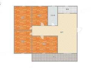 永兴文化路东校15中东校的双学区,浇筑房170平