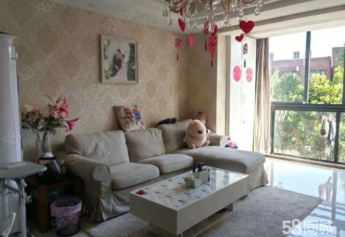 王城大道阳光家园精装三室通透户型采光好楼层佳带家具家电