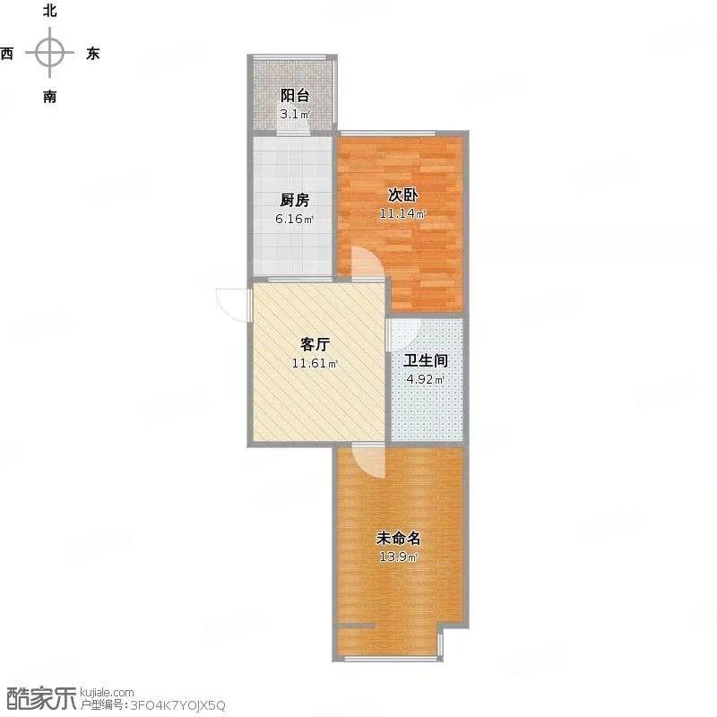 现金棋牌广场公寓三室二卫精装修楼层第柴间一个
