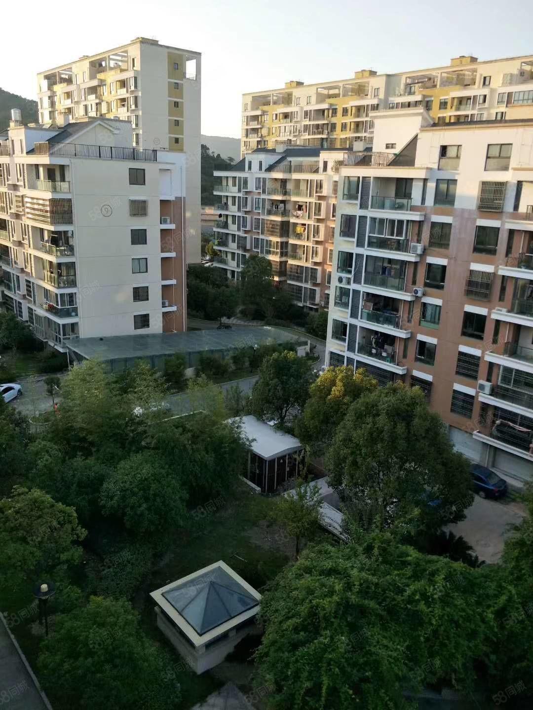 沙门海景花园4楼136.5平毛坯,73.5万