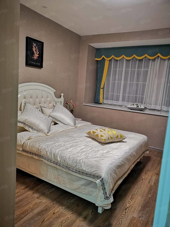 温馨小公寓有客户的约起来小米兰5楼朝西,上证33平,