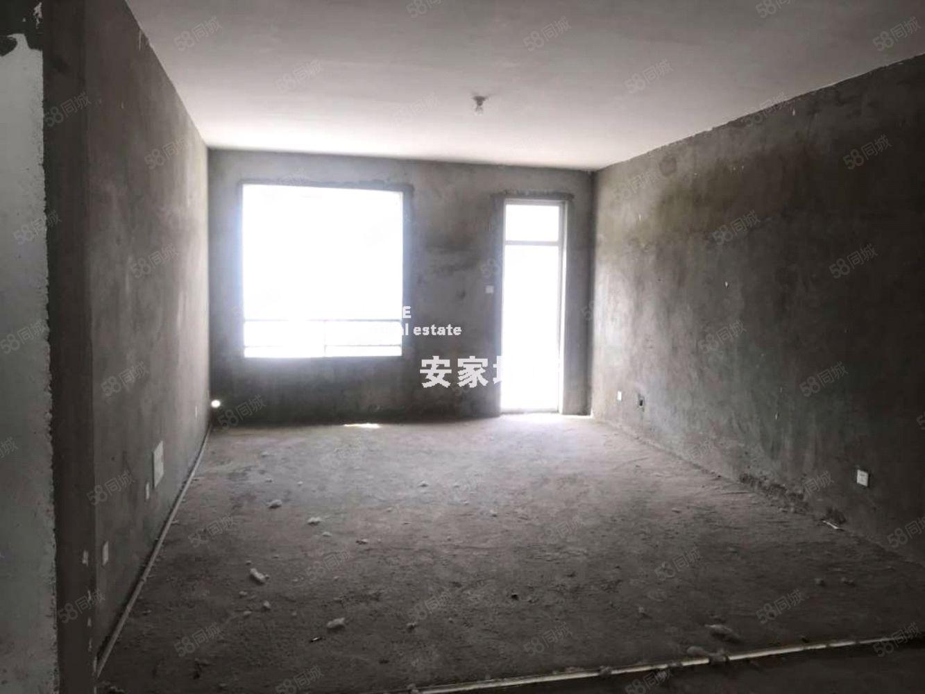 融辉城全新毛坯三房每平仅4700楼层好全天采光