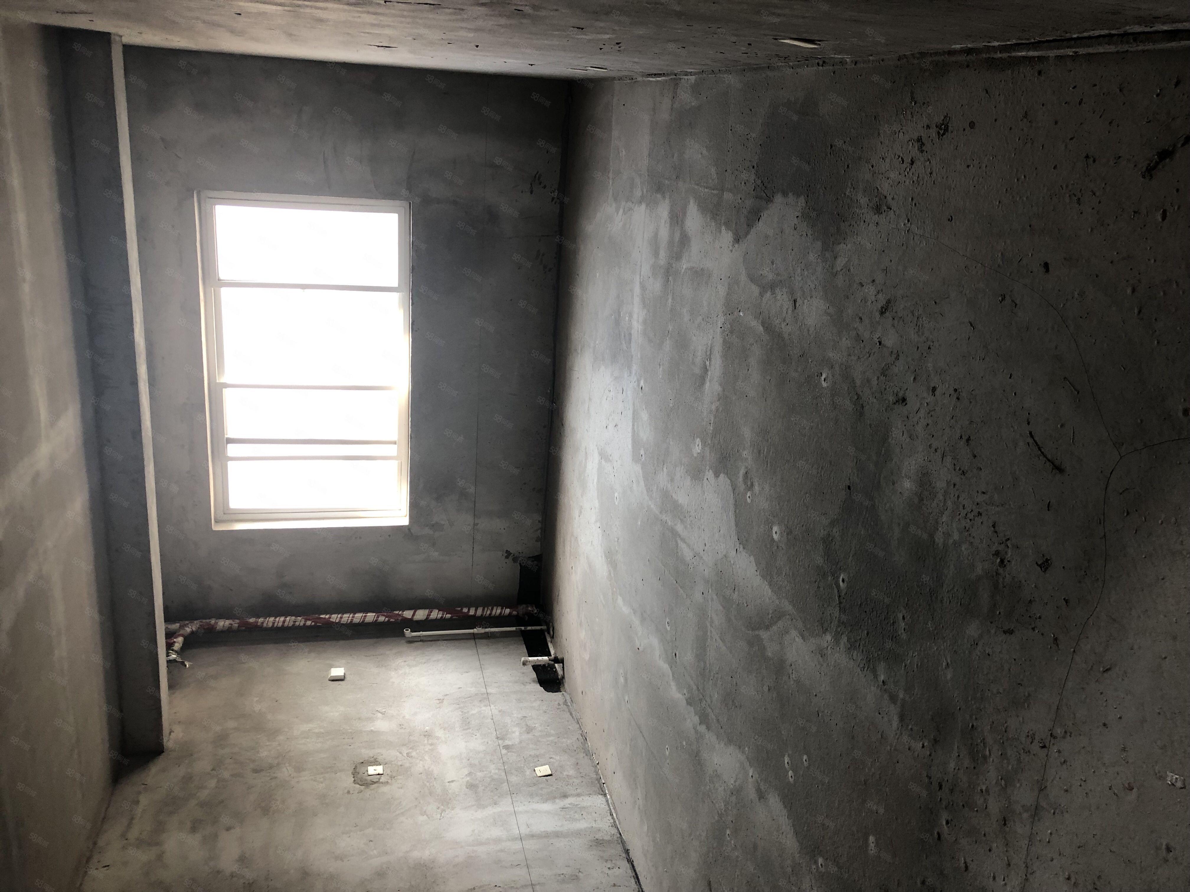 东长寿学区房三室两厅两卫毛坯随意装房东包过户