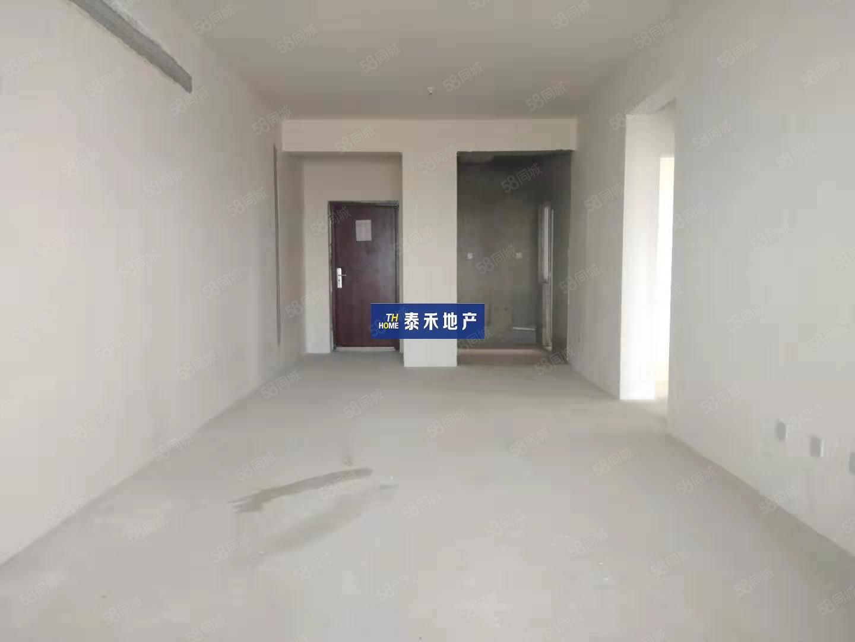 金桥新区首付11万买江景大两房客厅卧室带观景阳台