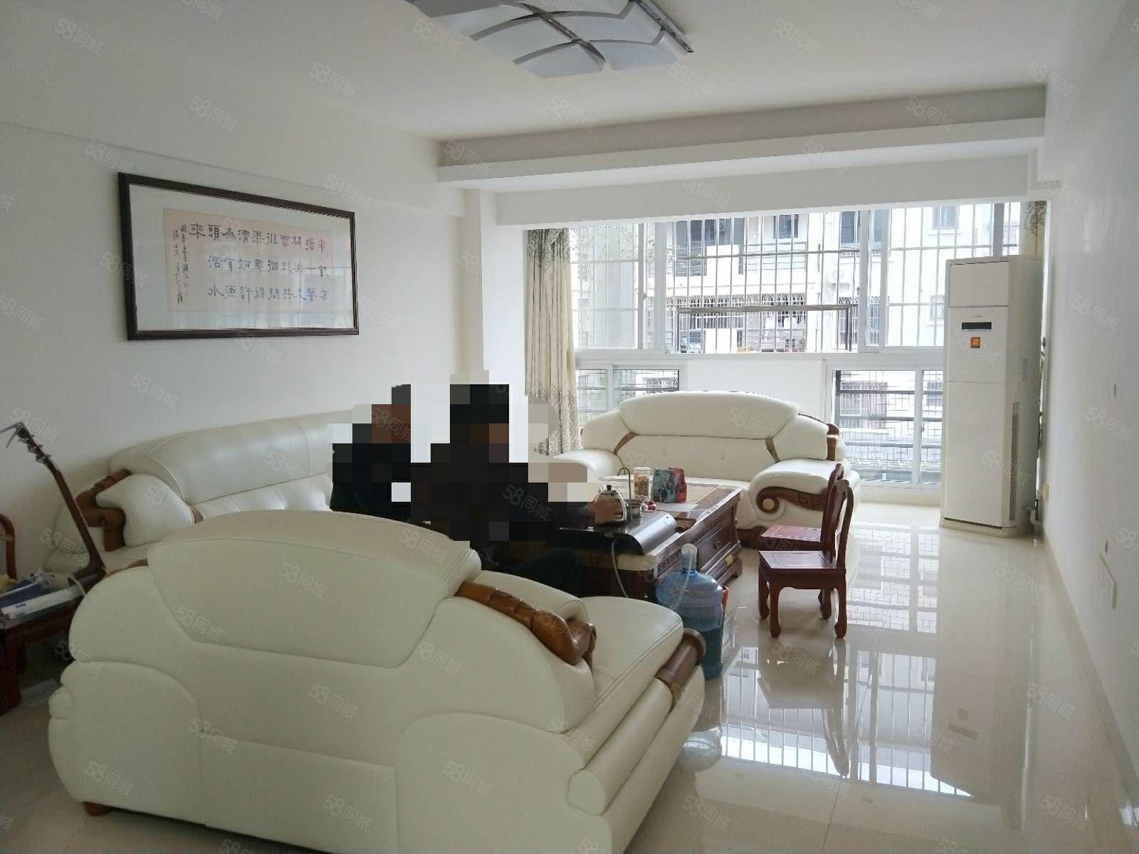瓦子街中裝套房出售三房二廳二衛一陽臺,面積109平方!