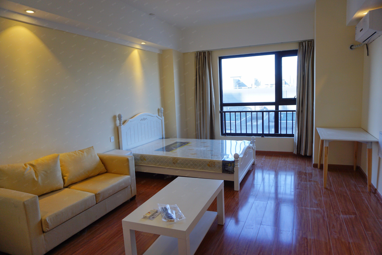 上虞萬達廣場精裝2室酒店式公寓出租家電齊全,可以拎包入住