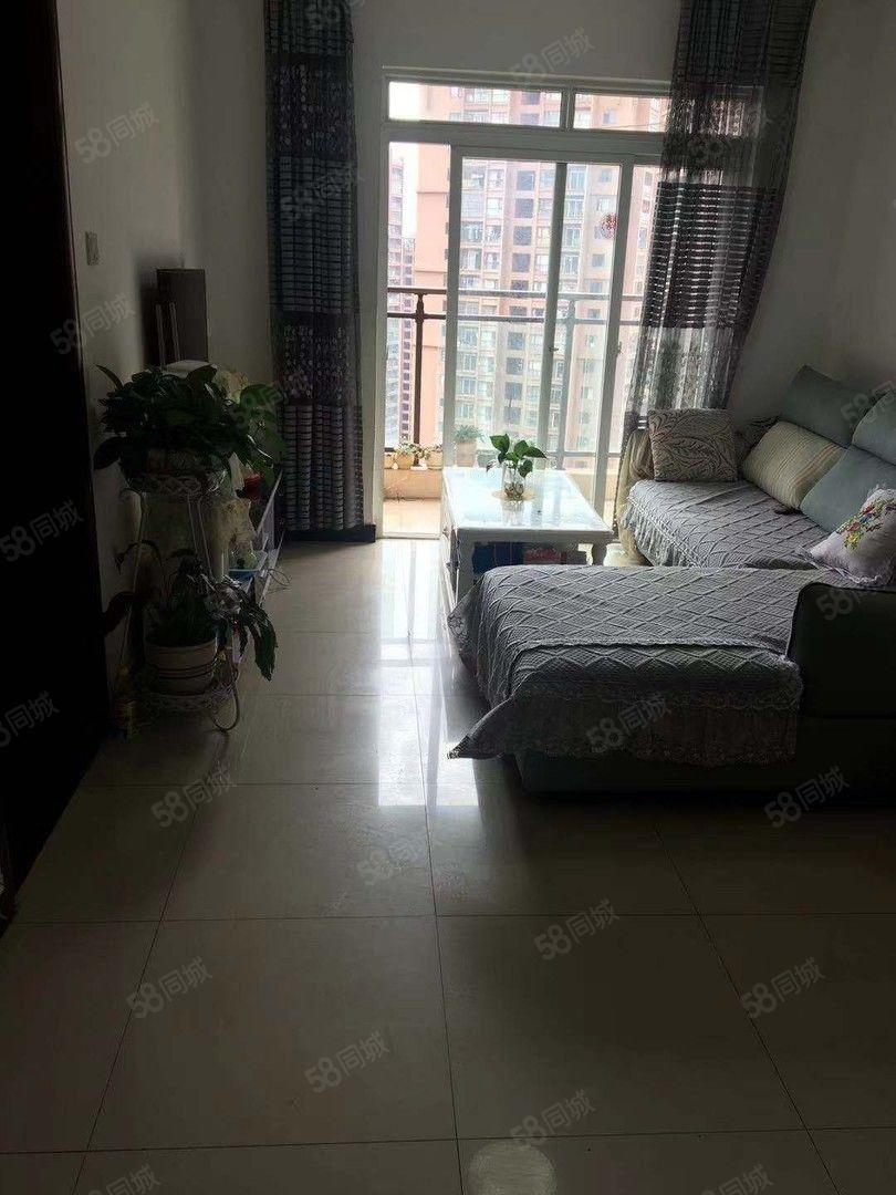 万裕润园带全套家具精装2房900元/月70平