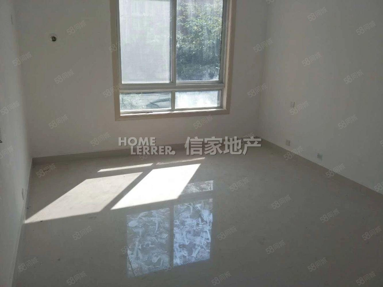 台北城上城简装三房南北通透户型方正楼层极佳