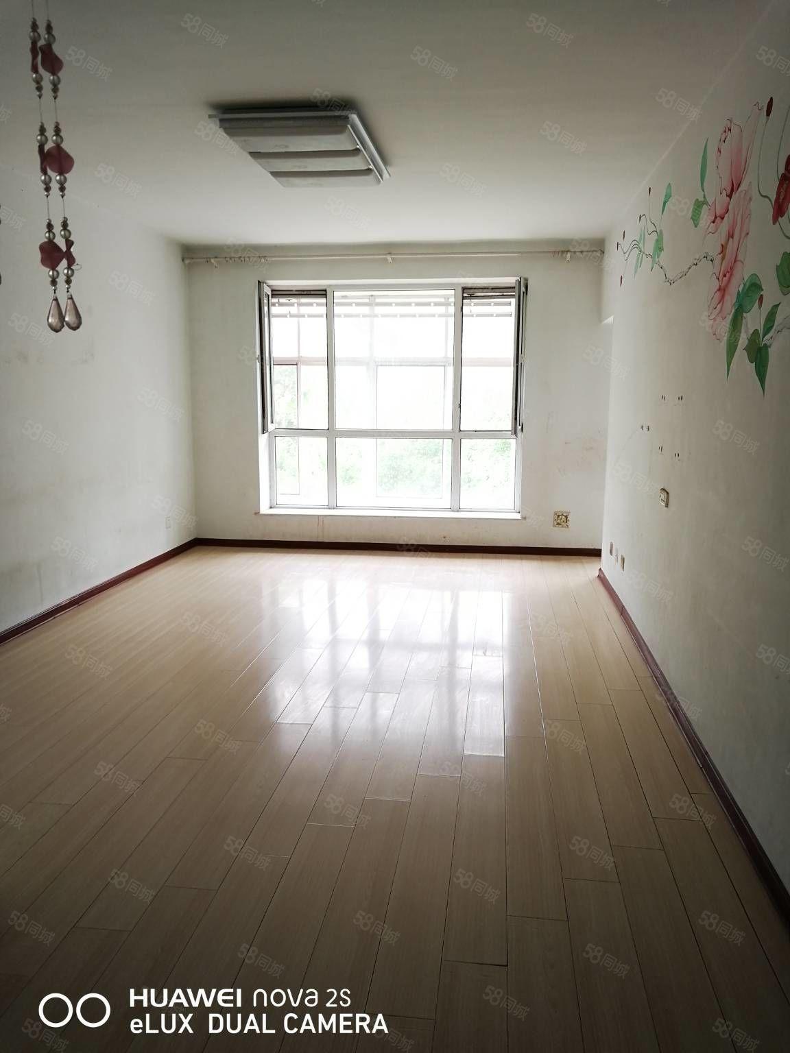 毓水蓬莱二楼126平四室两厅两卫地下室车库一起出售69.8万