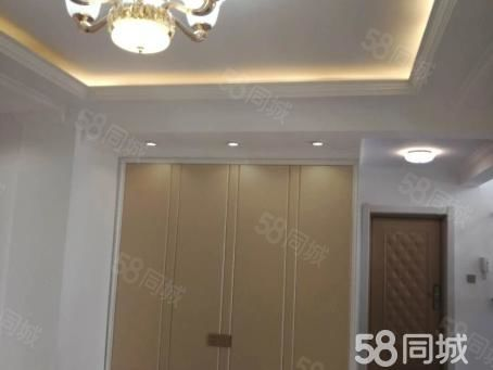 经纬嘉园婚装地暖越层9层电梯洋房3室2卫户型棒拎包就住可贷款