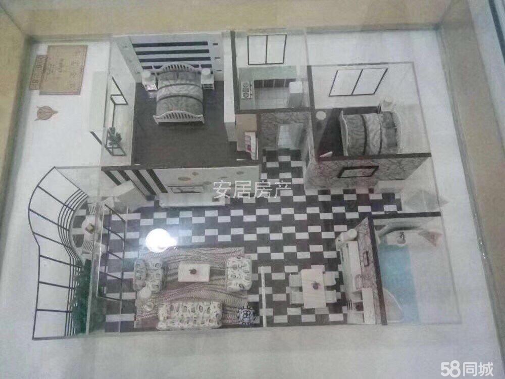 罗池贯华府金苑小区电梯的两室两厅