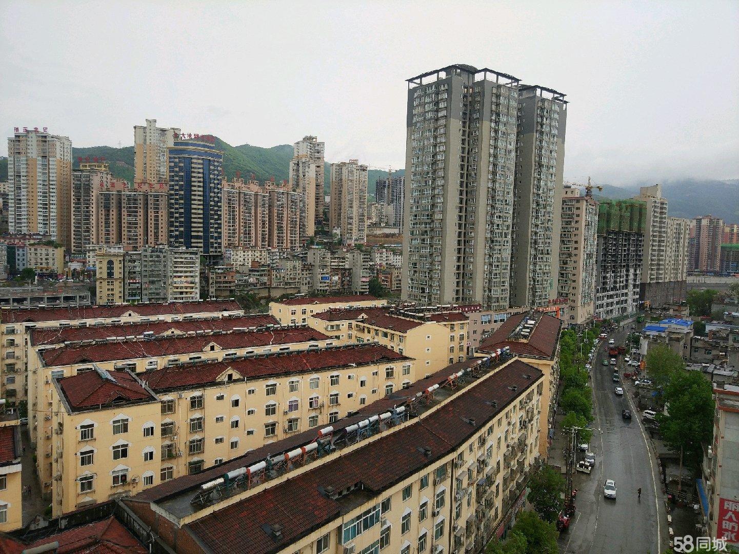 旬阳柏林大厦101m2现房出售
