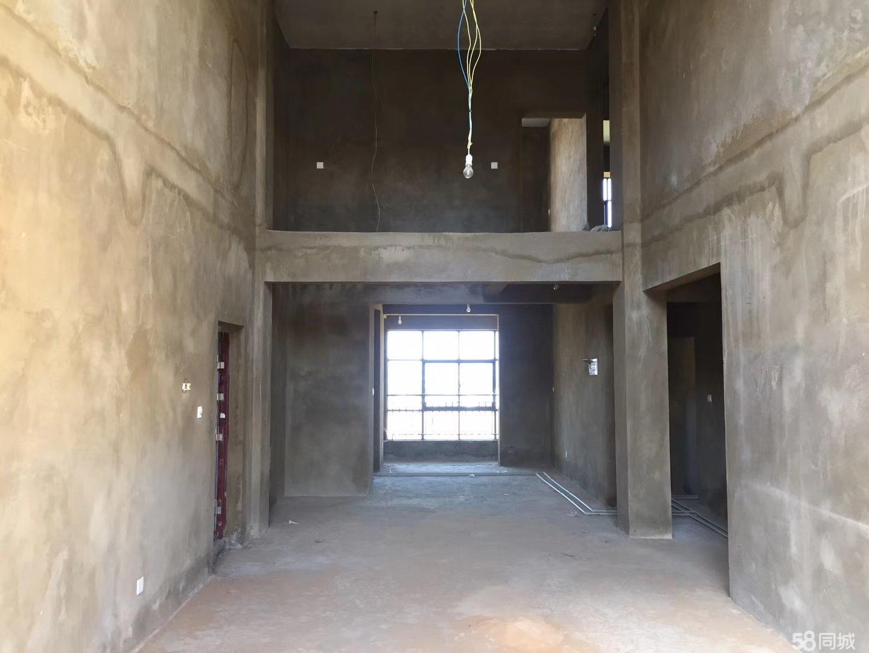 龙园一期阳光充足224平米跃层好房,房东自售