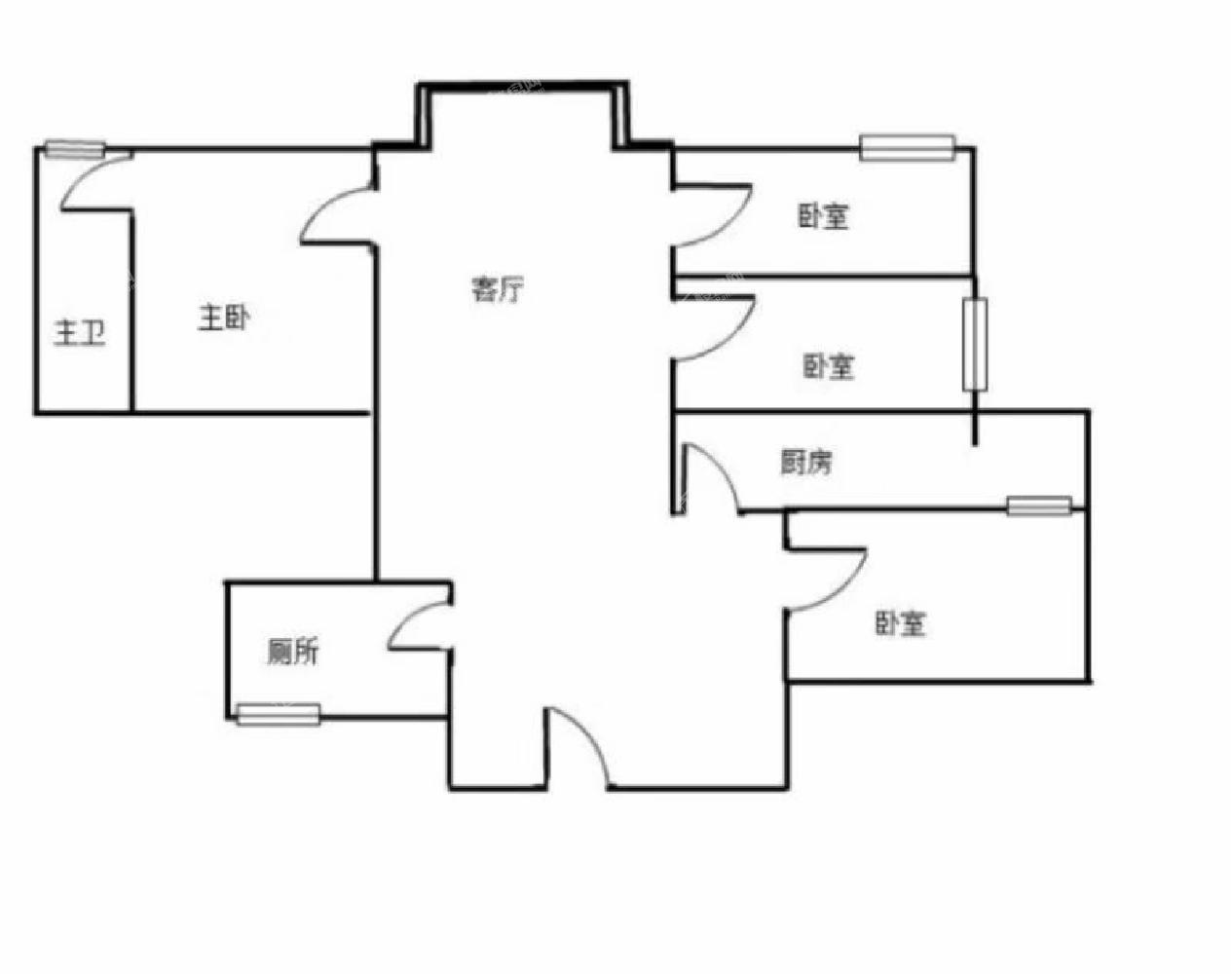 广州路天安星园二期买房送30平客厅买到就是赚到